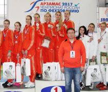 Чемпионат России-2017. Плюс одна победа от шпажисток