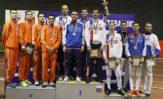 Сергей Бида завоелал серебряную медаль Кубка России