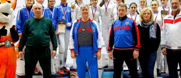 Три медали раздного достоинства завоевали спортсмены нашей школы за один день первенства России