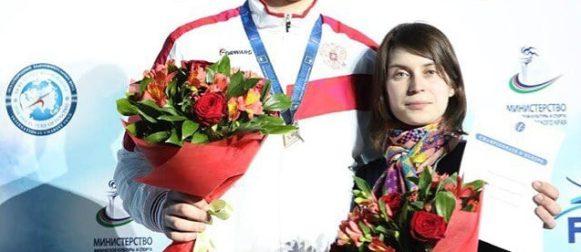 Халимбеков Магамед открыл первенство Европы победой!