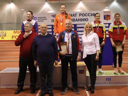 На чемпионате России спортсменами школы было завоёвано 3 золотые и 6 серебряных медалей!