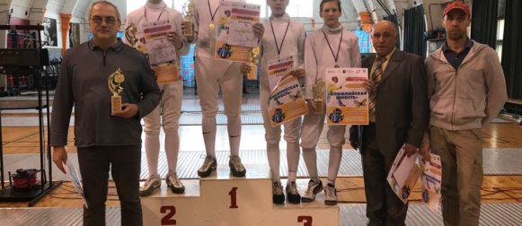 Завершился всероссийский турнир «Олимпийская юность» памяти заслуженного тренера СССР В. А. Гансона
