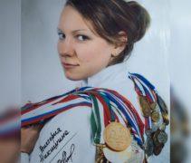 Поздравляем с днём рождения Викторию Никишину!