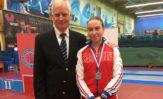 Евгения Подпаскова завоевала серебряную награду всероссийских соревнованиий!