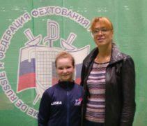 Гардюшина Дарья стала бронзовым призером открытого турнира города Москвы!
