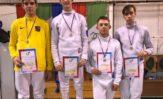 Две медали завоевали спортсмены нашей школы на открытом турнире СШОР