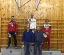 Сергей Бида занял третью ступень пьедестала всероссийских соревнований!