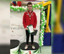 Павел Илюшин — бронзовый призер турнира в Московской области