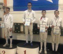 Кузнецов Сергей и Мишарин Данила — призеры открытого турнира школы