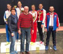 Александра Невердинова стала бронзовым призером этапа Кубка мира