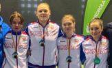 Дарья Дрозд вторая на этапе Кубка мира в Сеговии
