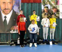 Соболев Александр стал серебряным призером турнира в Звенигороде