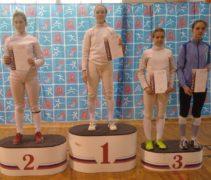 Попова Варвара и Гаврилова Александра стали призерами открытых московских соревнований