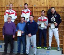 Сергей Била завоевал бронзовую медаль в Смоленске
