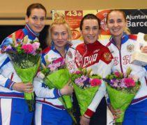 Виолетта Колобова стала бронзовым призёром этапа Кубка мира
