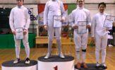 Павел Илюшин завоевал серебряную медаль на Открытом квалификационном турнире