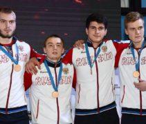 Халимбеков Магамед стал серебряным призером первенства мира!