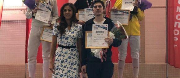 Владислав Гинтвайнис стал победителем всероссийского турнира в Москве
