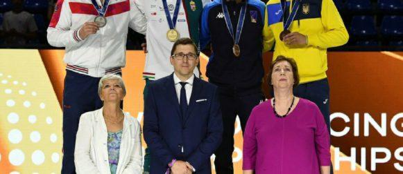 Сергей Бида — серебряный призер чемпионата мира!