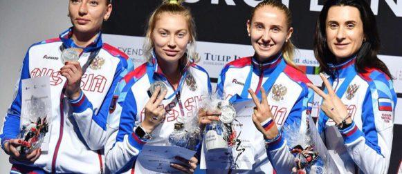 Виолетта Колобова стала серебряным призером чемпионата Европы!