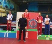 Дарья Дрозд стала победителем всероссийских соревнований среди юниорок!