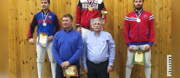 Сергей Бида — победитель всероссииких соревнований среди мужчин