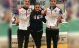 Соболев Александр и Жуков Семён завоевали медали в Бонне!