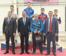 Спицын Николай завоевал серебряную медаль всероссийского турнира в Новосибирске!