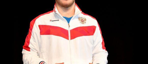 Сергей Бида завоевал бронзовую медаль в Германии!