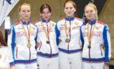 Дарья Дрозд — бронзовый призёр этапа Кубка мира!