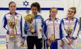 Мария Фофанова серебряный призёр юниорского этапа Кубка мира!