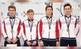 Николай Спицын — серебряный призер первенства Европы!
