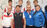 Семён Жуков в составе сборной команды России завоевал серебряную медаль первенства Европы!