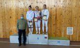 Анна Гзюнова стала бронзовым призером всероссийского турнира в Смоленске!