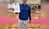 Бузинов Павел стал серебряным призером на Кубке Москвы!