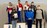 Павел Илюшин стал бронзовым призером на всероссийском турнире в Казани!
