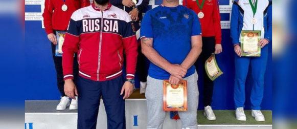 Виолетта Колобова победитель Всероссийского турнира сильнейших в Смолеснке