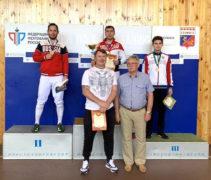 Сергей Бида завоевал золото и серебро на всероссийском турнире сильнейших в г. Смоленске!