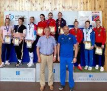 Виолетта Колобова — победительница командного всероссийского турнира в Смоленске!