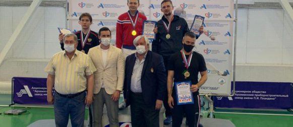 Илья Моторин серебряный призер всероссийских соревнований!