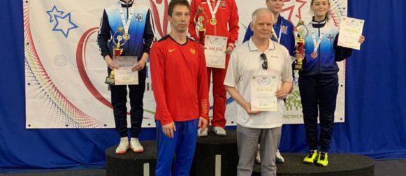 Наши спортсменки завоевали золото и бронзу на V Спартакиаде в г. Саратове