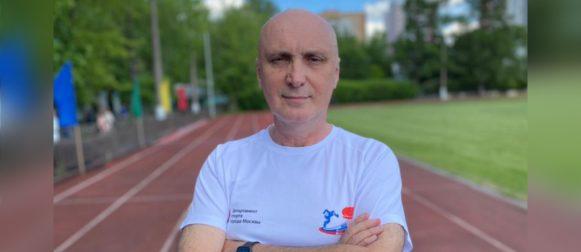 Поздравляем с юбилеем тренера по шпаге Болдырева Федора Ивановича!