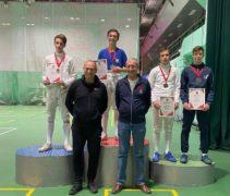 Иван Норман бронзовый призер Открытого квалификационного турнира г. Москвы!
