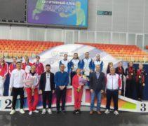 Наши рапиристки серебряные призеры всероссийского турнира сильнейших в Сочи!